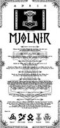 Mjolnir Treaty