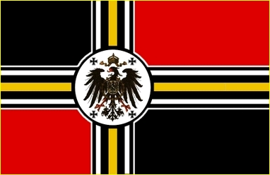 Prussian Empire Flag