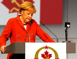 Merkel-State-Dissolution