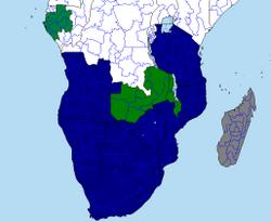 Rhodesia.Nyasaland..POLITICAL.MAP