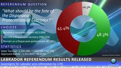 Labrador Referendum