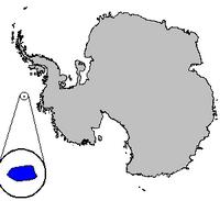 Antarctica Peter I Island