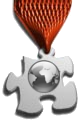 WikiMedal Silver