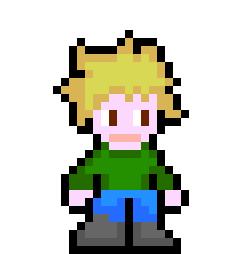 Pixel-man