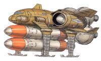Aztec-ship