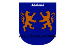 Adaland cotal of Arms