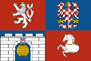 Flag of West Moravia