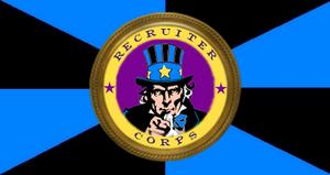 Recruiter Flag