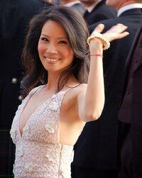 Lucy Liu Cannes 2008