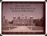 Council of Blickling