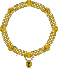 Order of Saint Michael - Collar