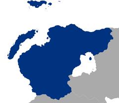 Map of Vanivere