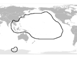 Administrative Territories of the Pacific Empire