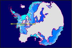 Europe Syrinxia size