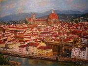 Florence,-panoramic-view