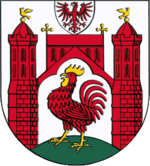 Wappen Frankfurt (Oder)