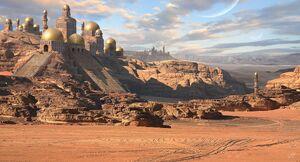 Ciutat desert