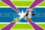 Auxiliary Army flag