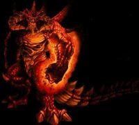 Lord of Destruction flag