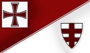 Flag of The Templar Knights