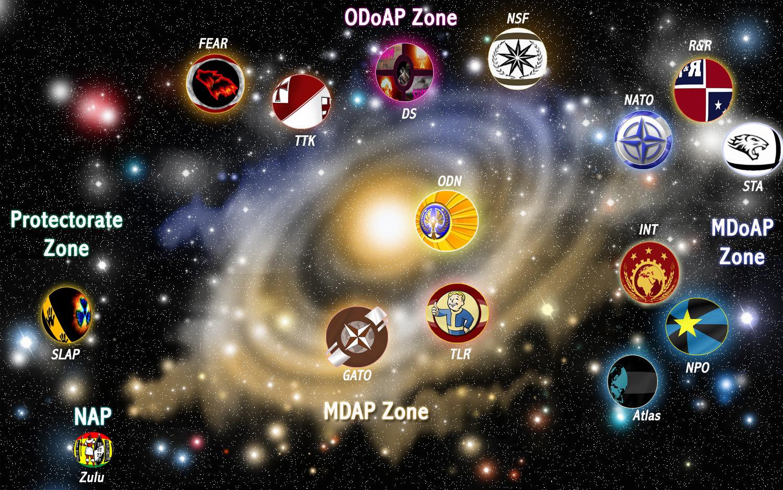 ODN Galaxy Map