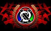 MCXA war flag