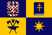 Flag of East Moravia