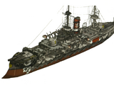 List of Imperial Pacific Ships