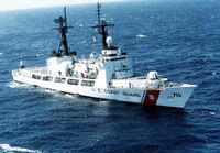USCGC Hamilton 28WHEC-71529