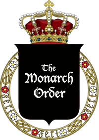 Monarch Order Coat of Arms