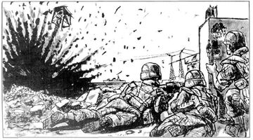 Petrochem Soldiers