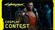 Cyberpunk 2077 Cosplay Contest Announcement