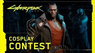Cyberpunk 2077 Cosplay Contest Announcement