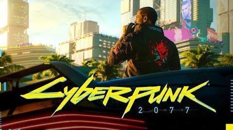Cyberpunk 2077 – official E3 2018 trailer
