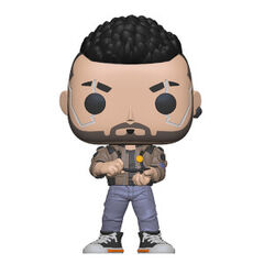 Male V Funko POP! figure