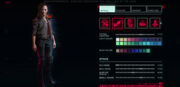 Appearance - Cyberpunk 2077