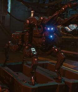 Flathead - Cyberpunk 2077