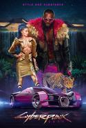 Style néo-kitsch (Cyberpunk 2077)