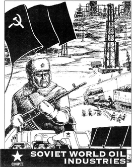 Soviet World Oil Industries