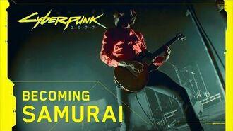 Cyberpunk 2077 — Refused Becoming SAMURAI