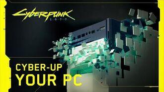Announcement Trailer - Cyber Up Your PC! Cyberpunk 2077 Case Modding Contest