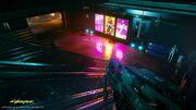 Ray tracing (Cyberpunk 2077)