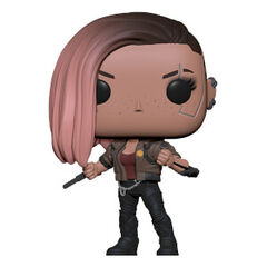Female V Funko POP! figure