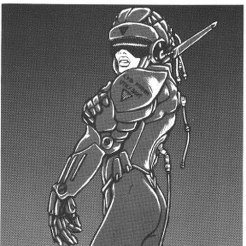 Spider Murphy, Cyberpunk 2020 Core Rulebook