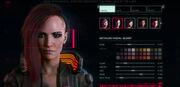 Biometric Scan - Cyberpunk 2077