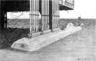 SovOil Submarine in East China Sea
