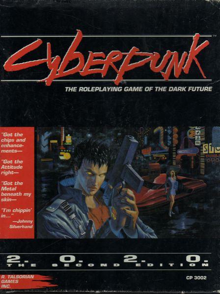 Best Rpgs Of 2020 Cyberpunk 2020 | Cyberpunk Wiki | FANDOM powered by Wikia