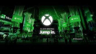 Xbox E3 Briefing 2019
