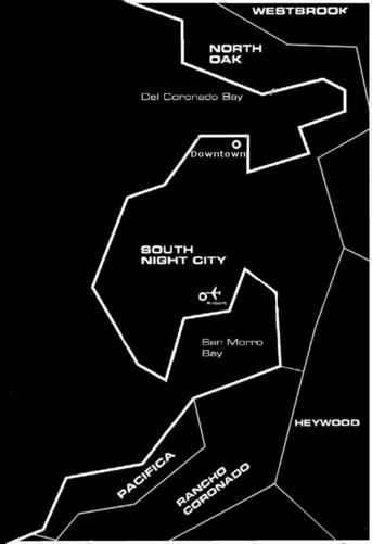 2020 NC Map