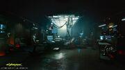Ray tracing 2 (Cyberpunk 2077)